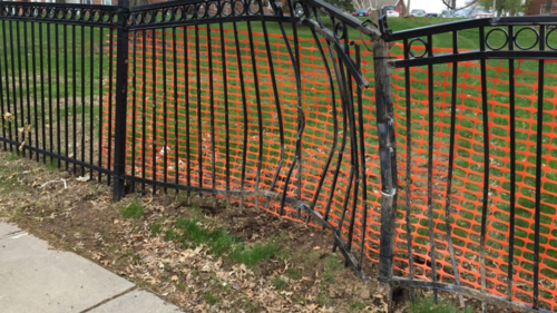 Aluminum fences Repairs in Acworth, Georgia