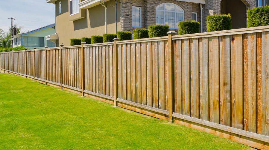 Pool Privacy Fences
