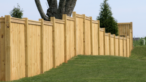 Residential Fences in Georgia