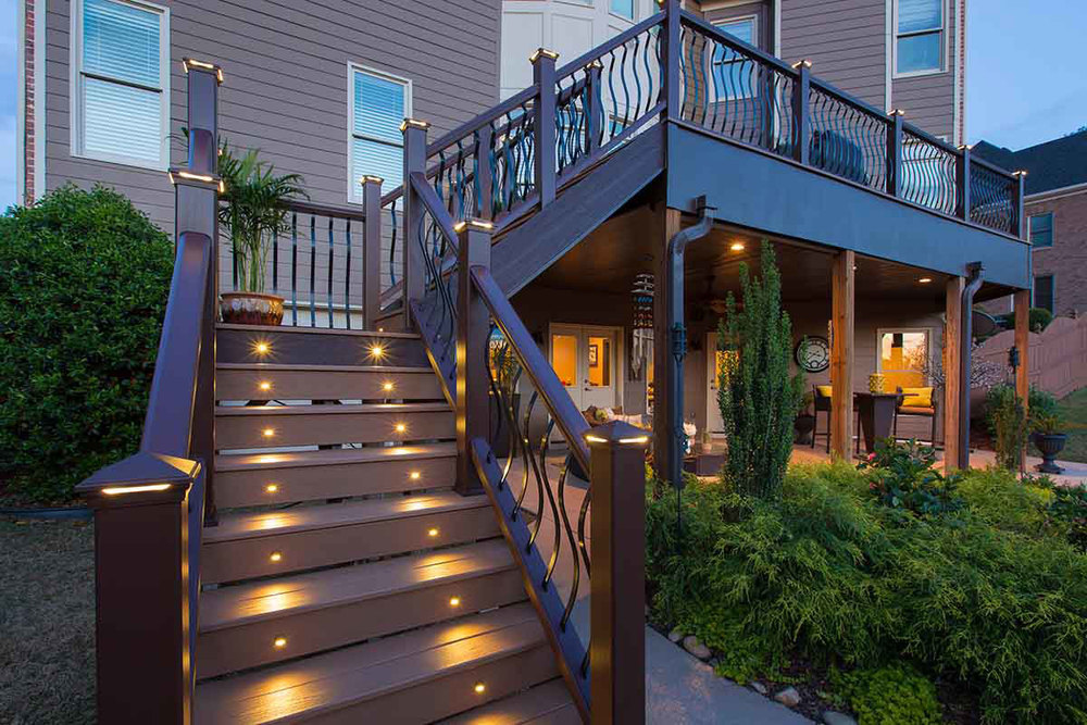 Stairs-build-Decks in Acworth, Georgia